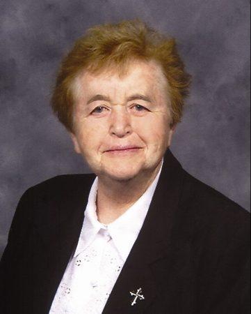 Sister Roberta Hefferan