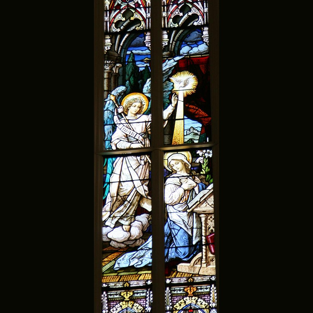 5. The Annunciation