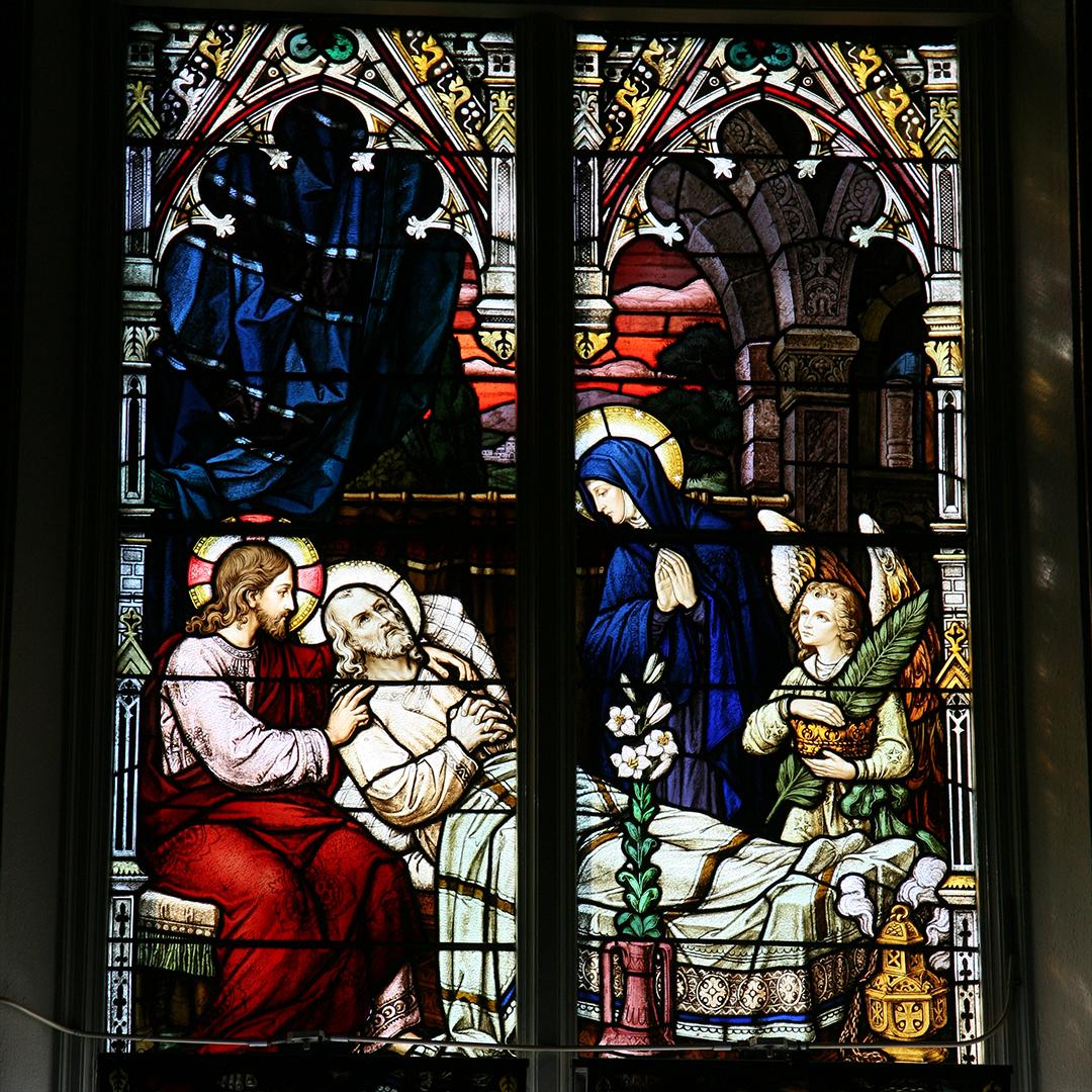 13. Death of St. Joseph