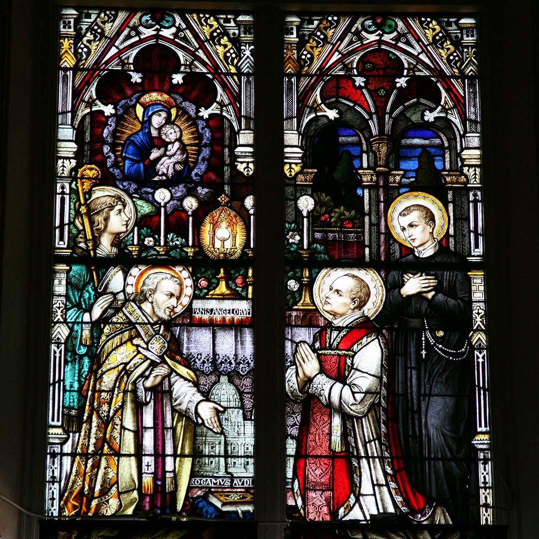 15. Redemptorist Saints: Alphonsus, Clement and Gerard