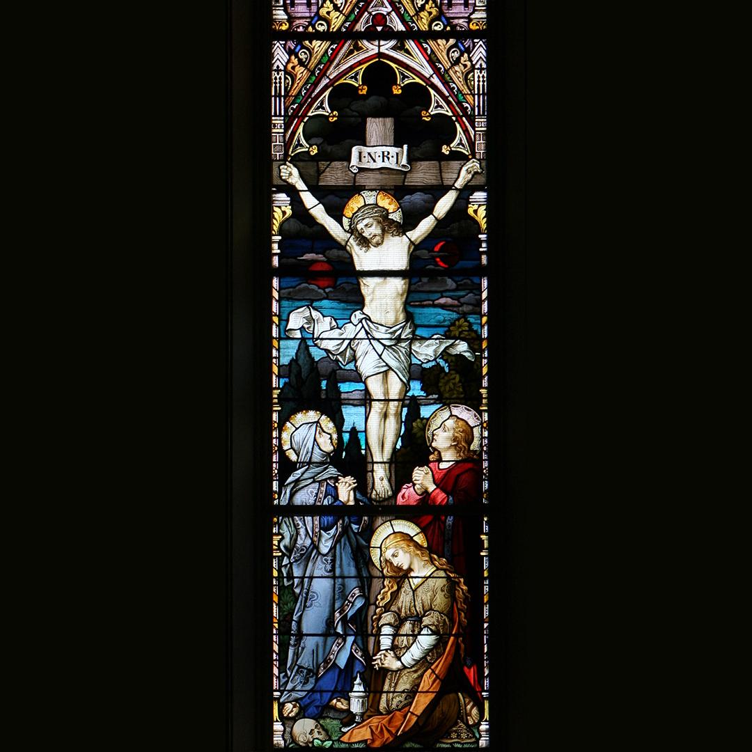 26. Crucifixion