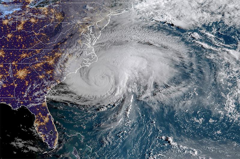 Hurricane Florence | Professional Loss Adjusters