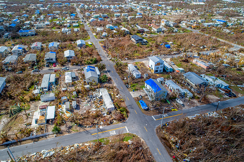 Hurricane Irma Florida Keys | Professional Loss Adjusters