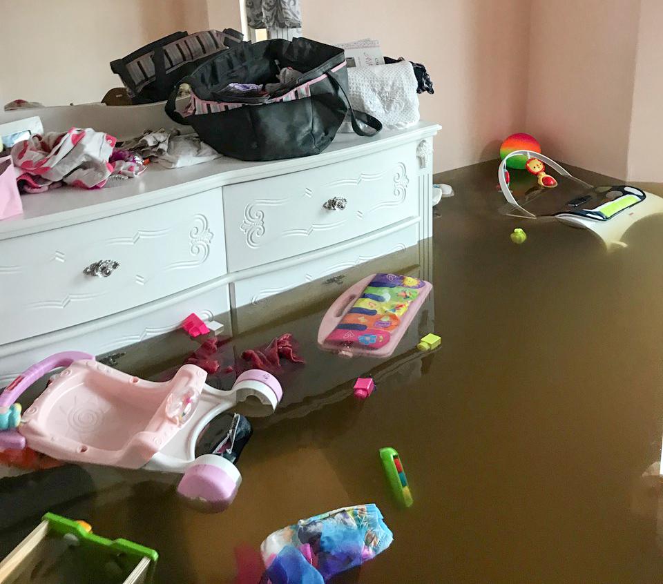 Hurricane Harvey Residential Flood Damage | Professional Loss Adjusters