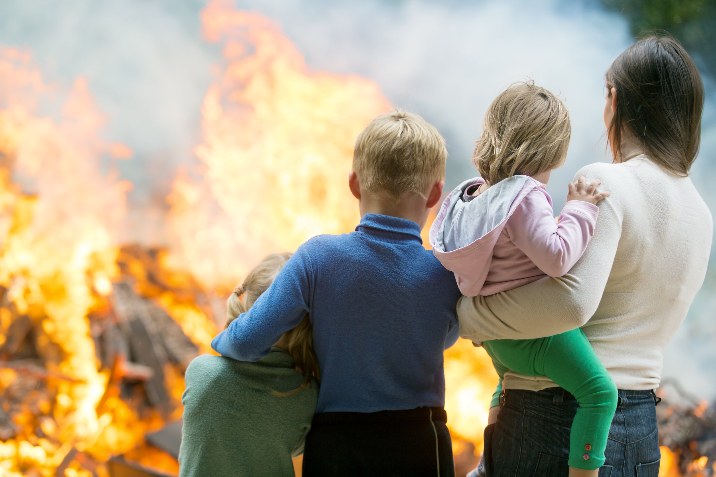 Residential Fire Damage   Professional Loss Adjusters