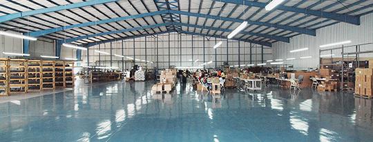 El Salvador Manufacturing Plant Interior | Professional Loss Adjusters