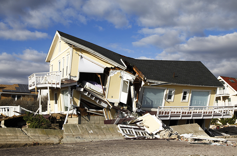 Residential Hurricane Sandy Damage | Professional Loss Adjusters