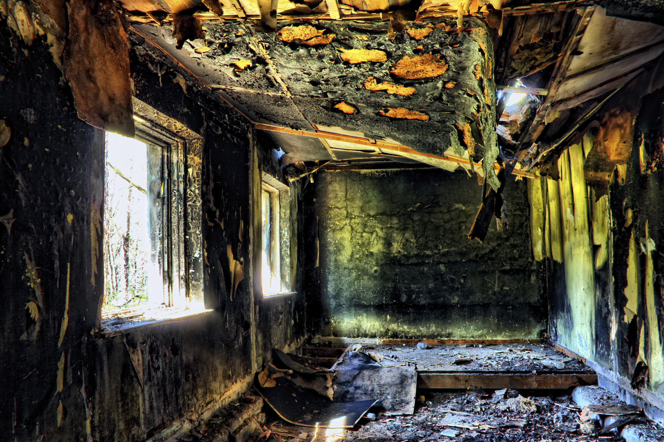 Residential Fire Damage | Professional Loss Adjusters