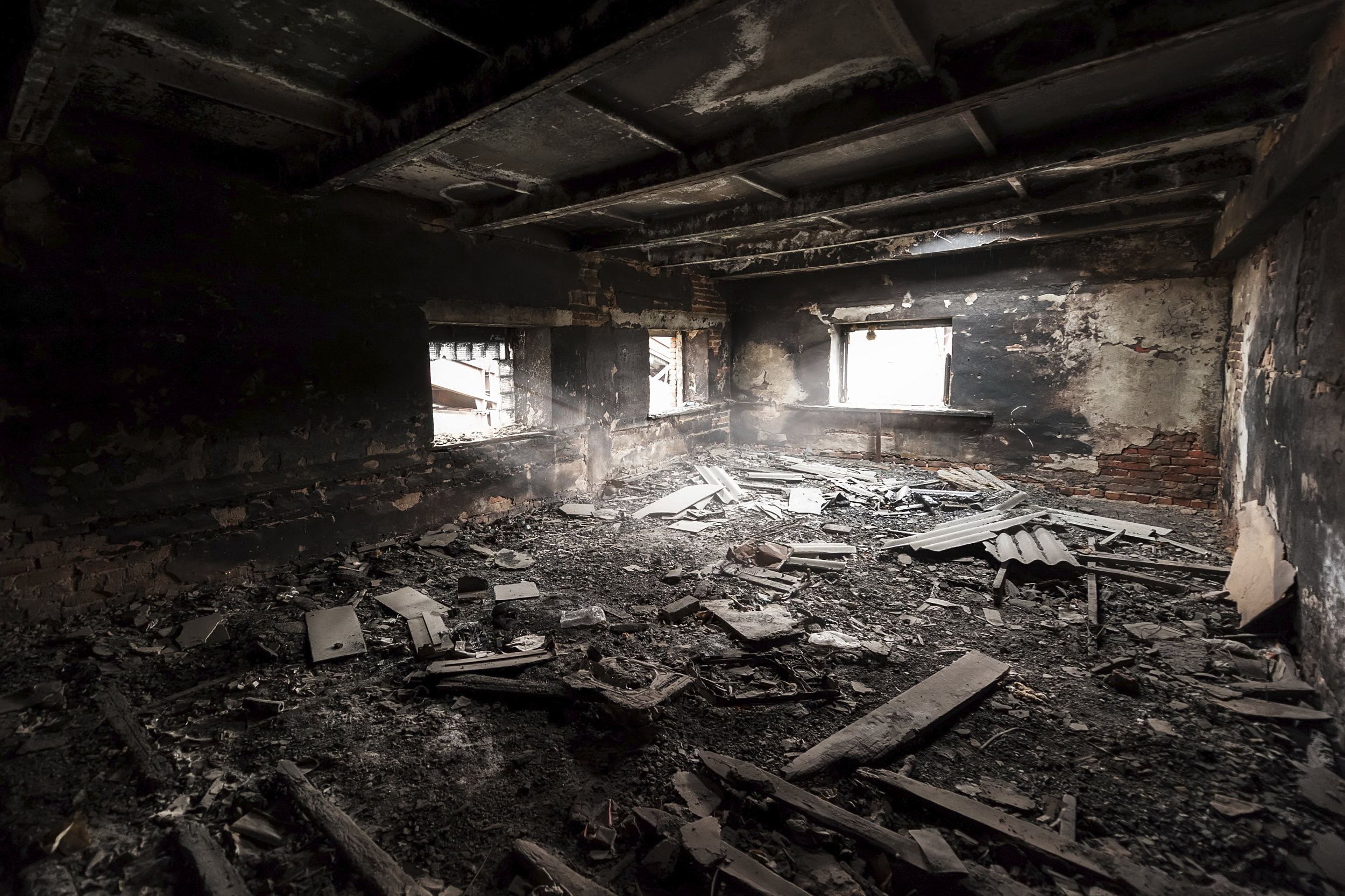 Residential Fire and Smoke Damage | Professional Loss Adjusters