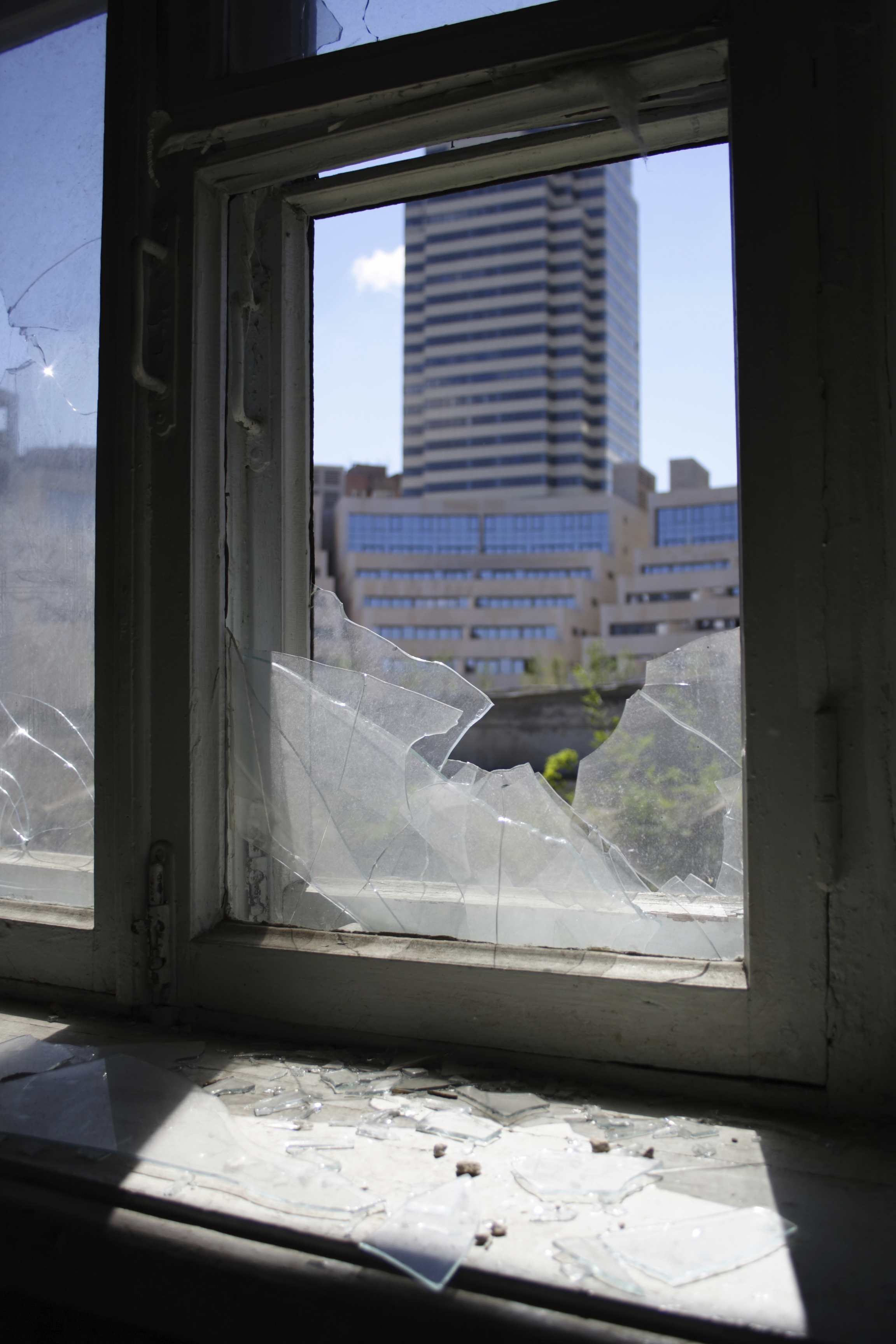 Commercial Building Damage | Professional Loss Adjusters