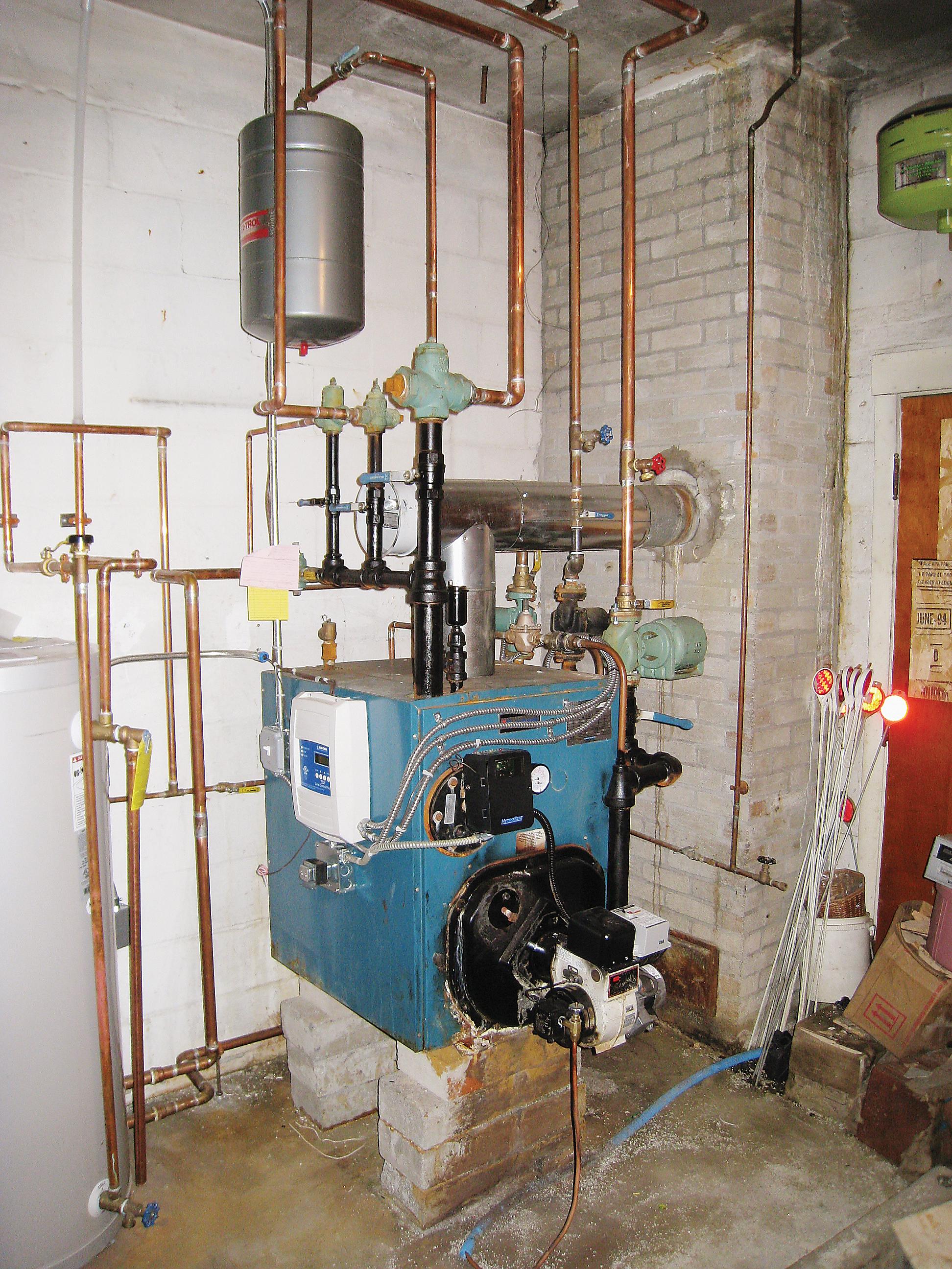 Boiler Frozen Pipe Damage Repair | Professional Loss Adjusters