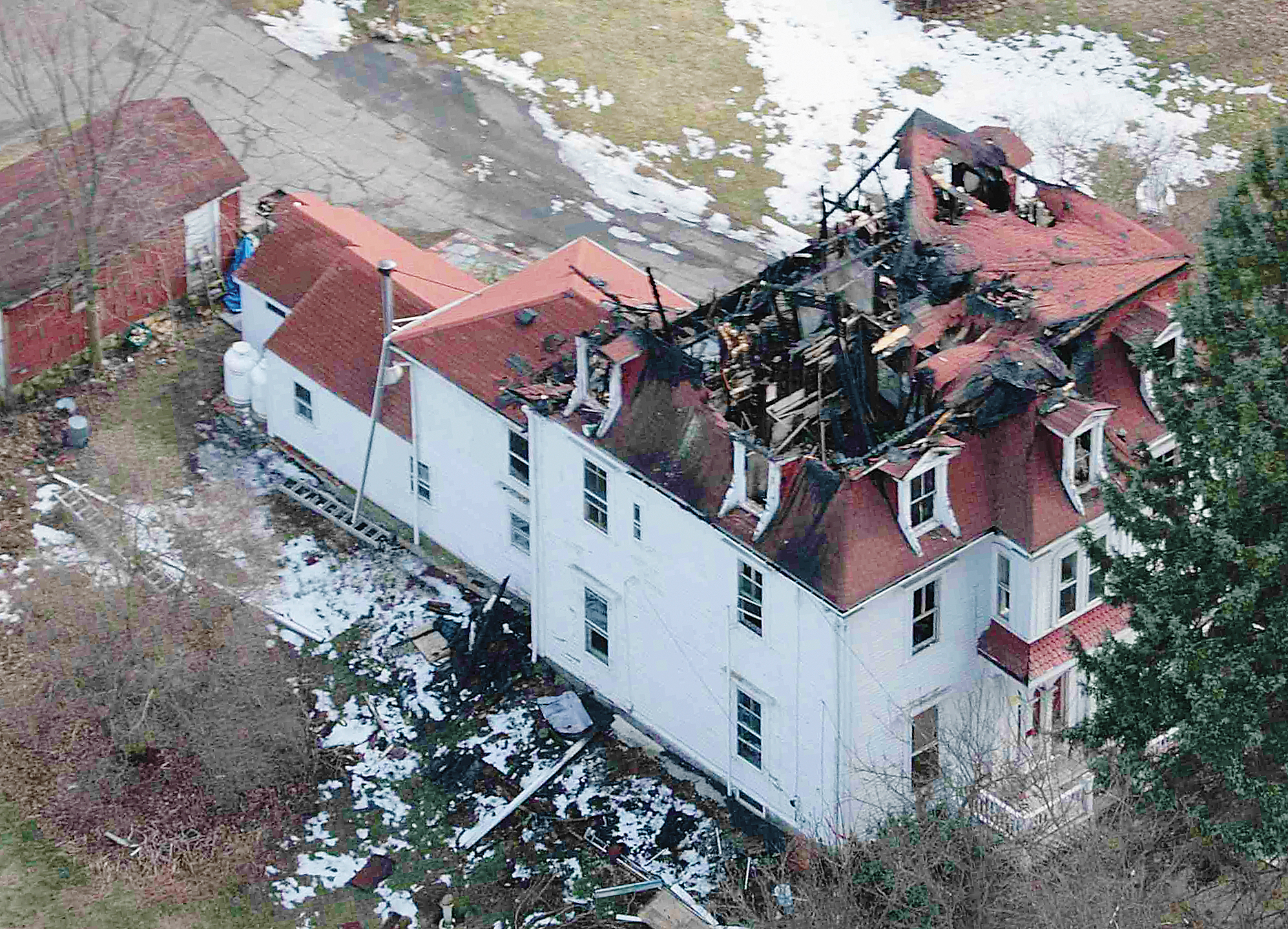 Victorian Home Fire Damage | Professional Loss Adjusters