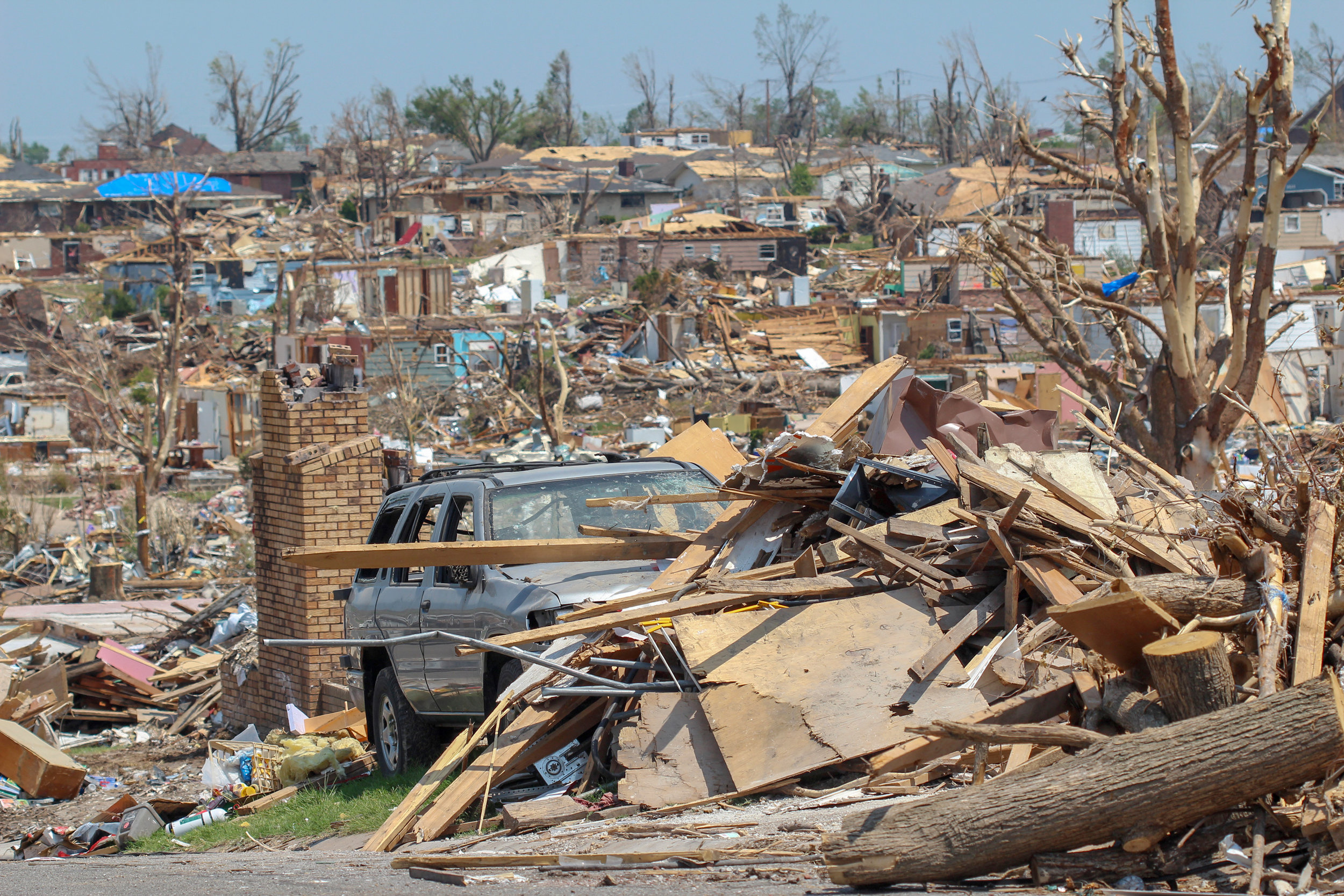Hurricane & Tornado Claims
