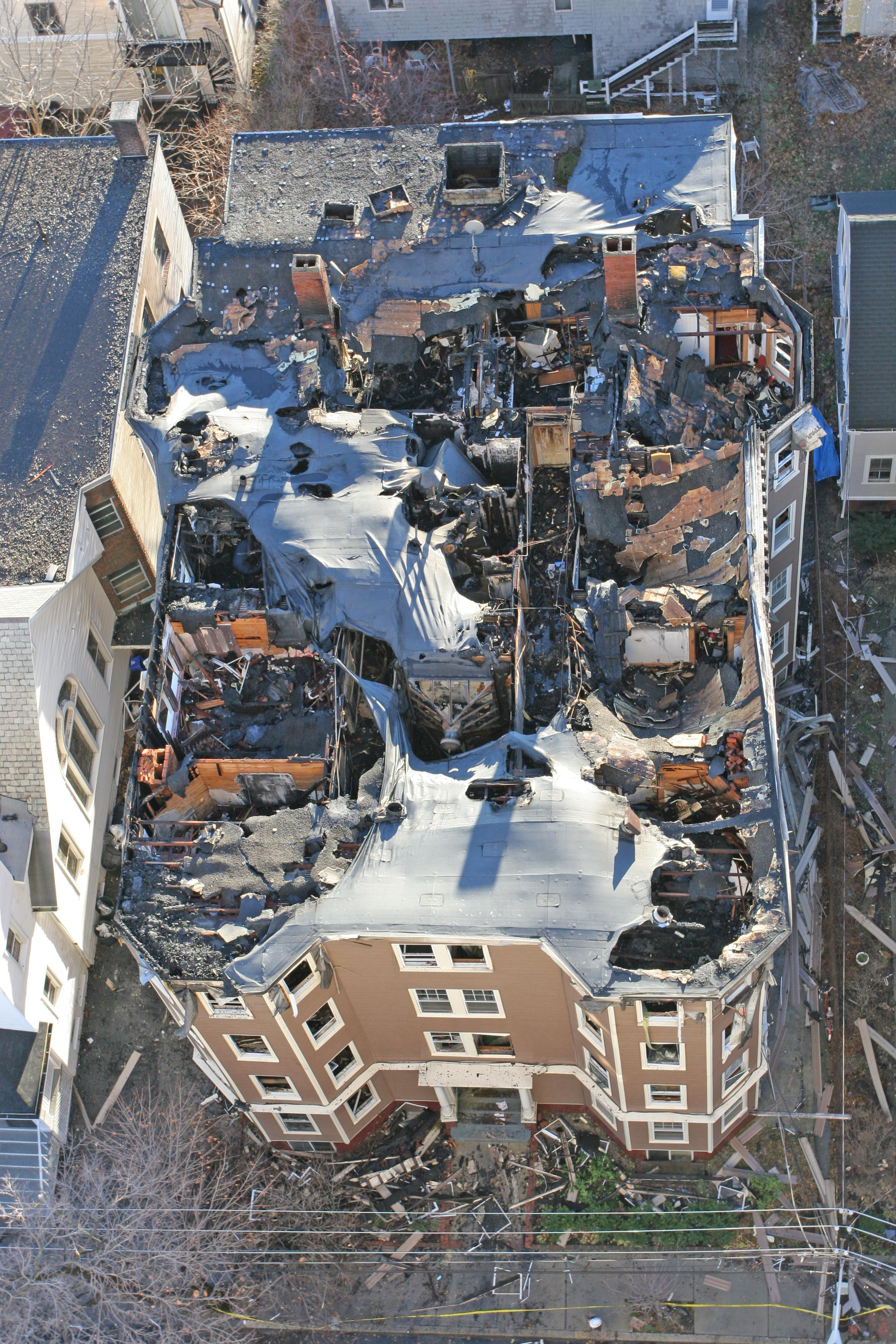 Condominium Fire