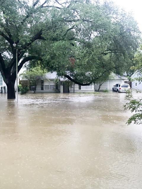 Hurricane Harvey Flood | Professional Loss Adjusters