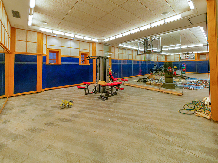 Gym Water Damage | Professional Loss Adjusters