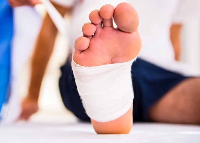 irwin and greensburg podiatrists treats foot ulcers, foot and toe infections