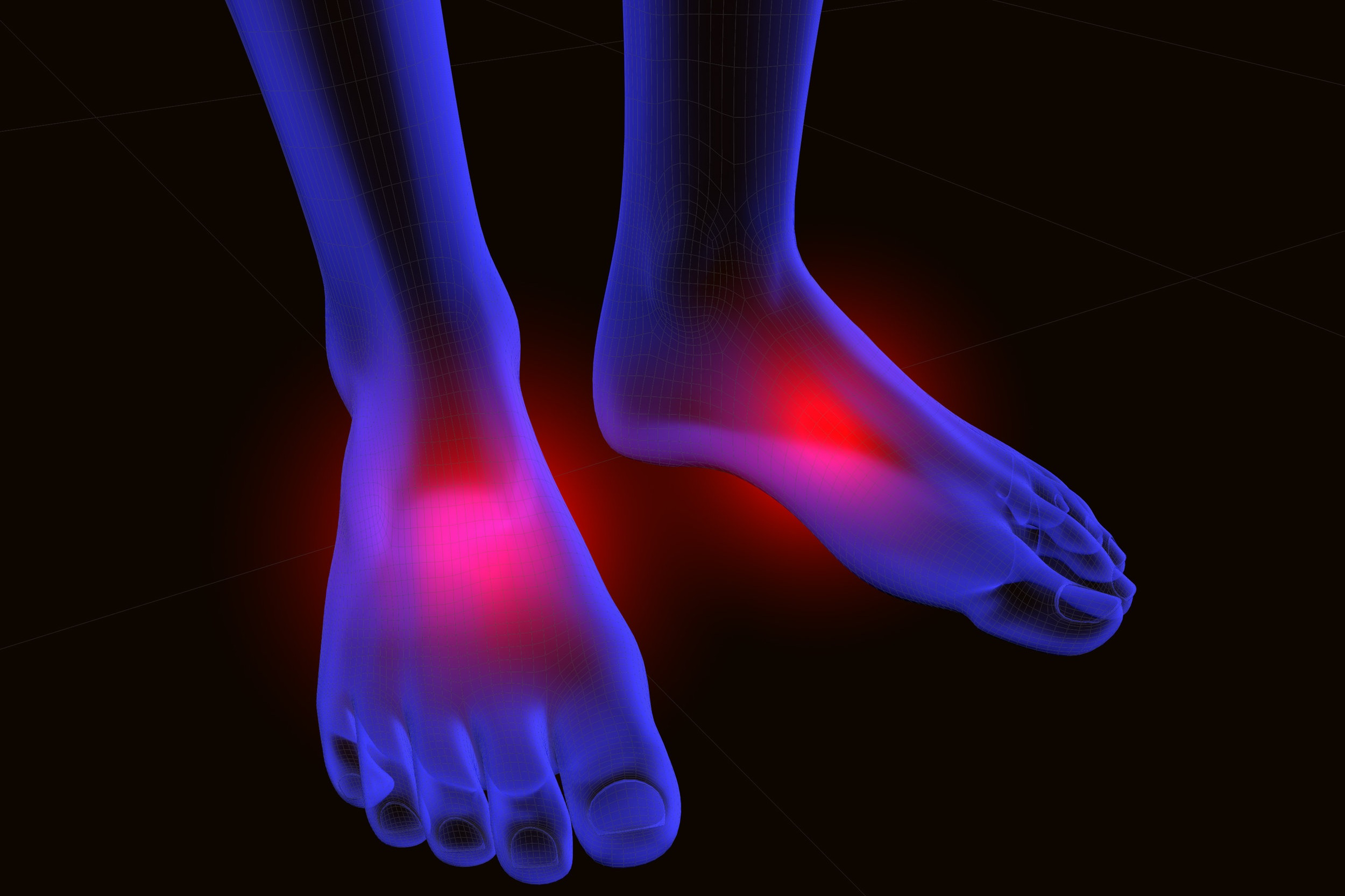 neuroma treatment for numbness and pain relief - podiatrists in irwin and greensburg,pa