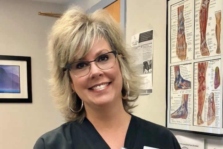 Lisa Astley, PMAC: Certified Podiatric Medical Assistant