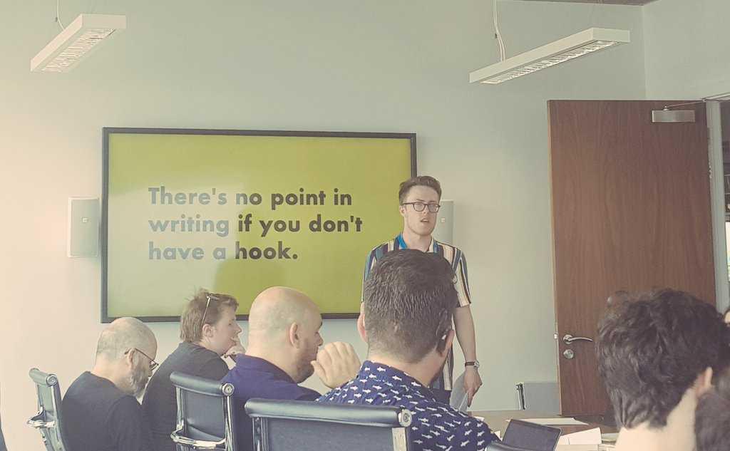 Tim Goodfellow on How To Write Good