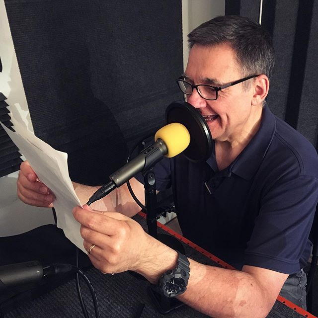Bob Pontarelli records a voiceover for a Nature Conservancy video, in Studio C.  You can hire Bob for your next project: find him in our roster of voice talent at  https://www.studiocchicago.com/our-people  #studioc #studiocchicago #transistorchicago #voiceover #voiceoverrecording #recordingstudio #thenatureconservancy #voiceforhire #robertpontarelli