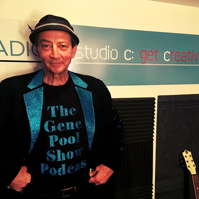 Studio C has recently helped Chicago singer-songwriter, poet, uni-cyclist, Simon's Tavern and Andersonville fixture, and famed can and grass-suit man Gene Pool start a podcast. The Gene Pool Show and its four episodes (so far) can be found on the Studio C website at https://www.studiocchicago.com/the-gene-pool-show.  The first four episodes are divided between a two-part interview with Ty Hanson (a drummer and trombonist who played with Frank Sinatra, The Jackson 5, James Brown, and many more) and a two-parter where Gene tells his own colorful story and performs four of his songs.  Full episode rundowns are available at the site listed above, and you can also find The Gene Pool Show on iTunes, Google Play, Spotify, Stitcher and SoundCloud.  We hope you'll check it out.  And if it inspires you to start up your own show, please get in touch!  We record, edit, host and distribute, and, as is the case with this show, host and produce the web page.