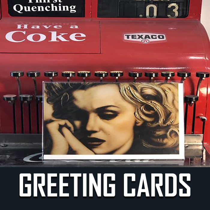 greeting cards..