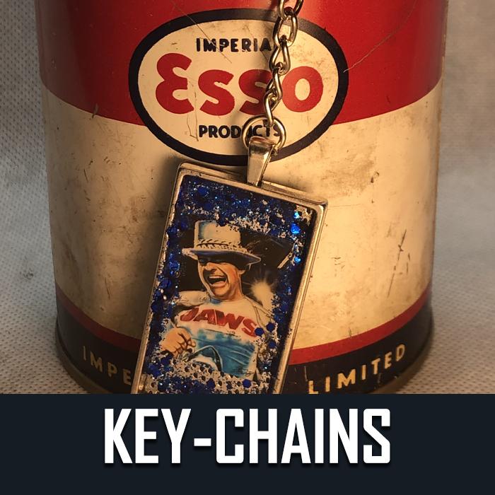 keychains..