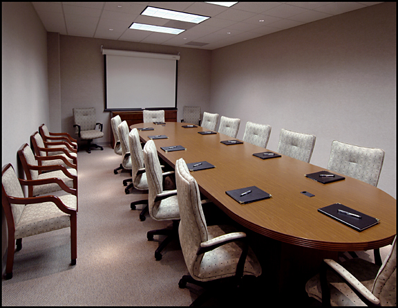 University of West Georgia - Adamson Hall - Interior Board Room.jpg