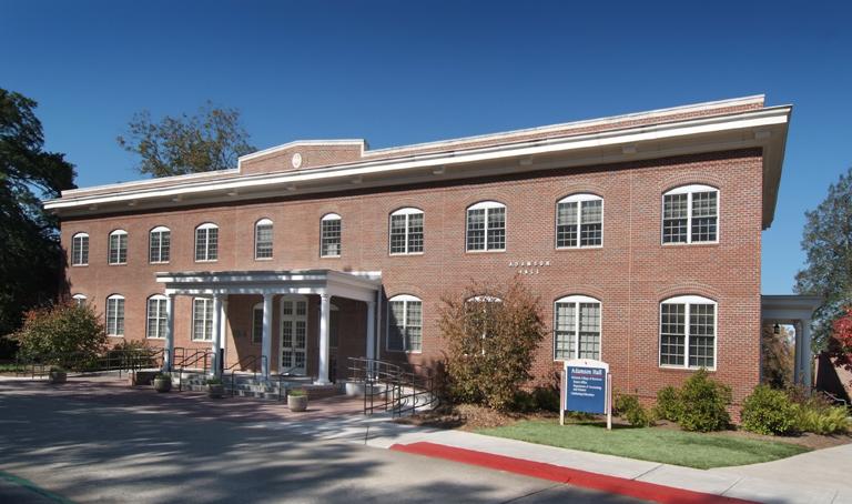 University of West Georgia - Adamson Hall - Front Ext 2.jpg