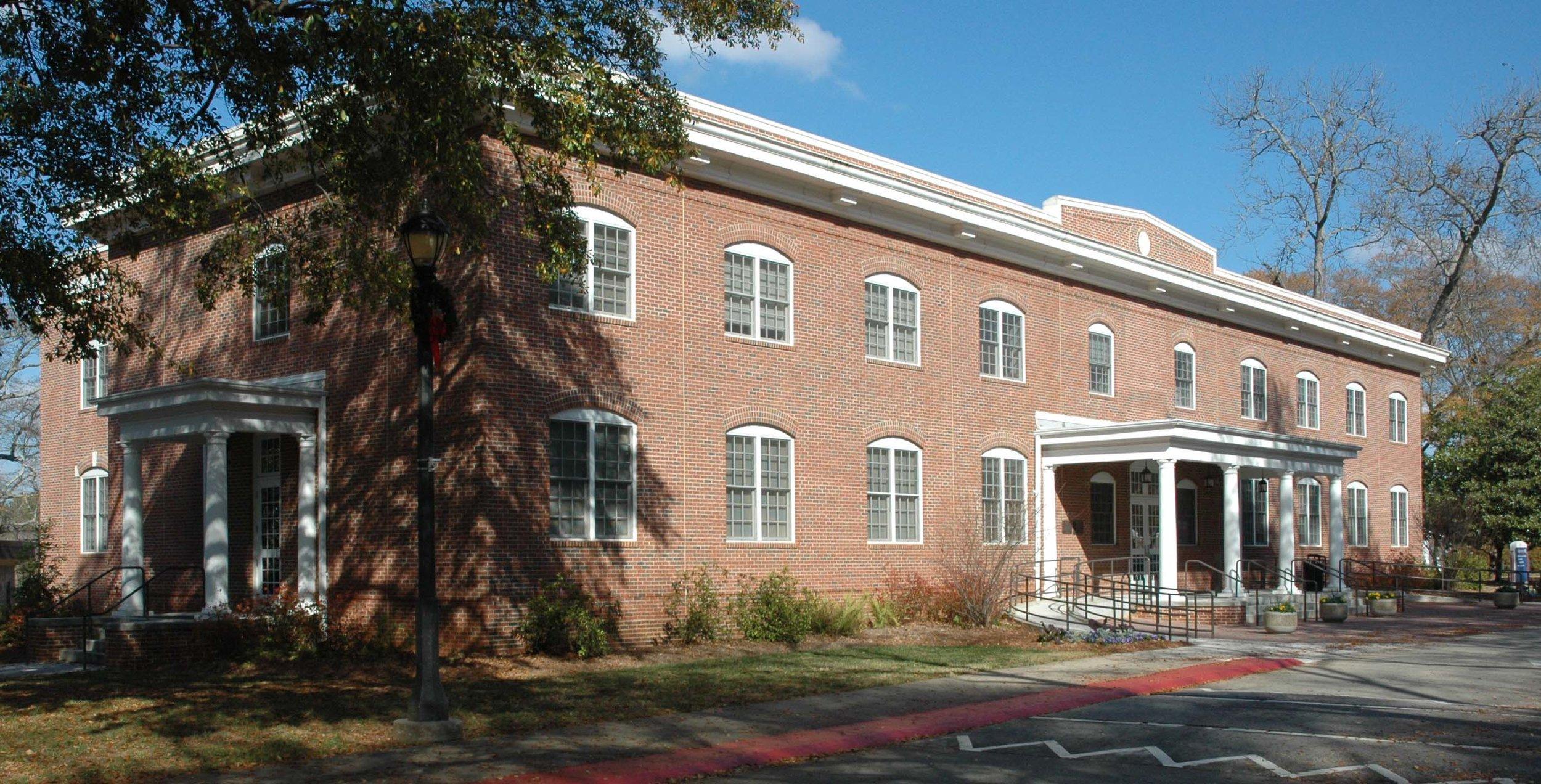 University of West Georgia - Adamson Hall - Front Ext 1.jpg