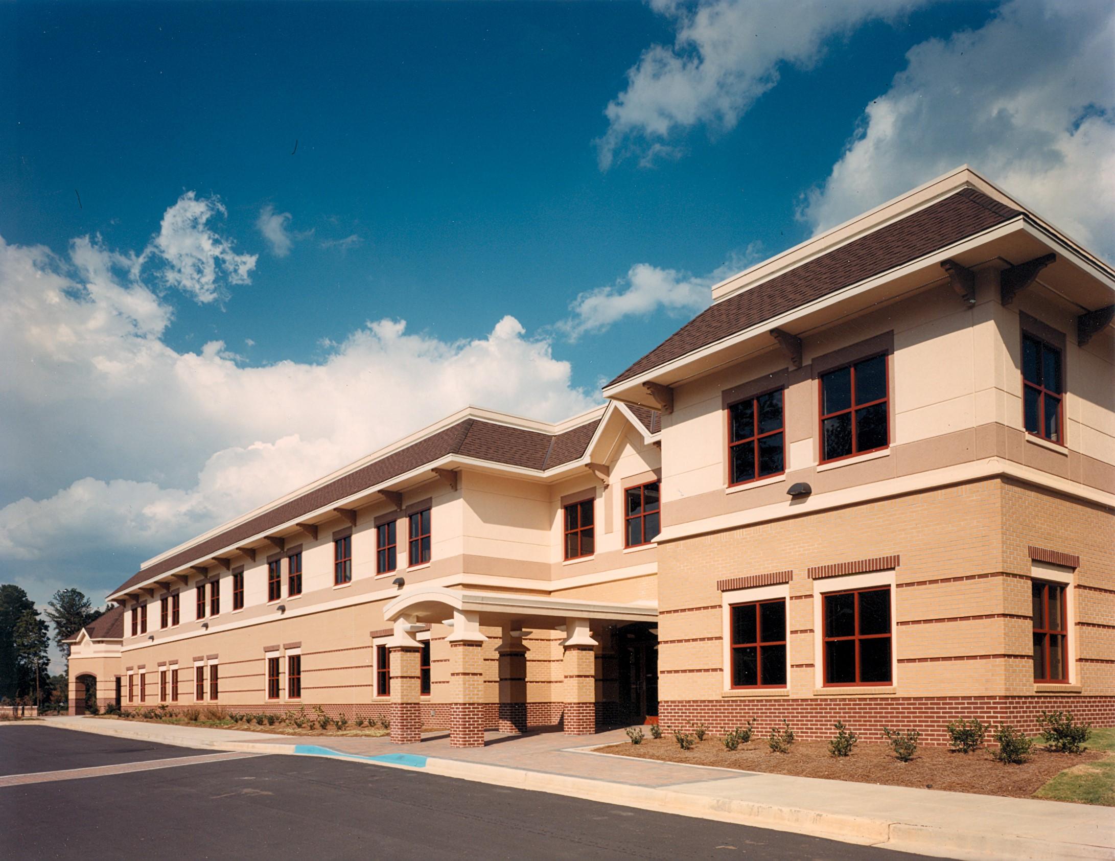 Davis Academy - Lower School - Long Elevation.jpg