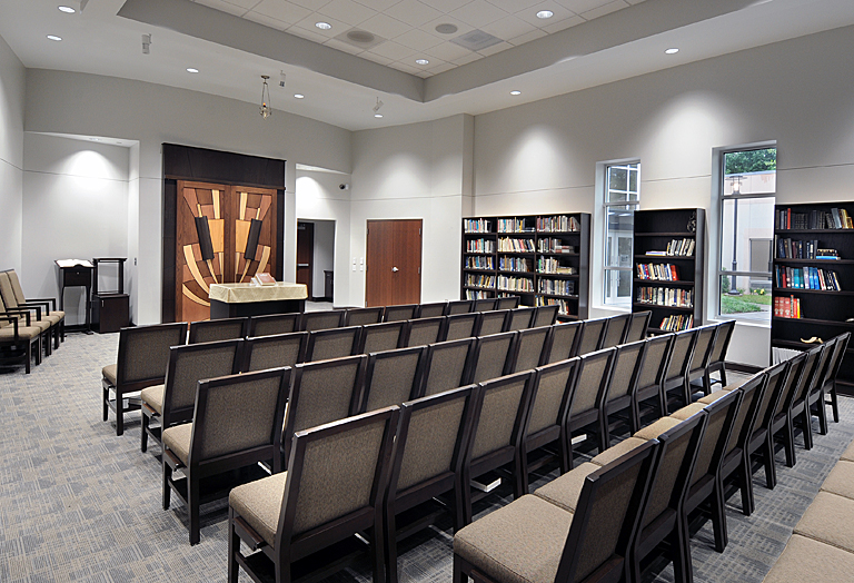 Congregation B'nai Torah - Chapel - Ark Closed.jpg