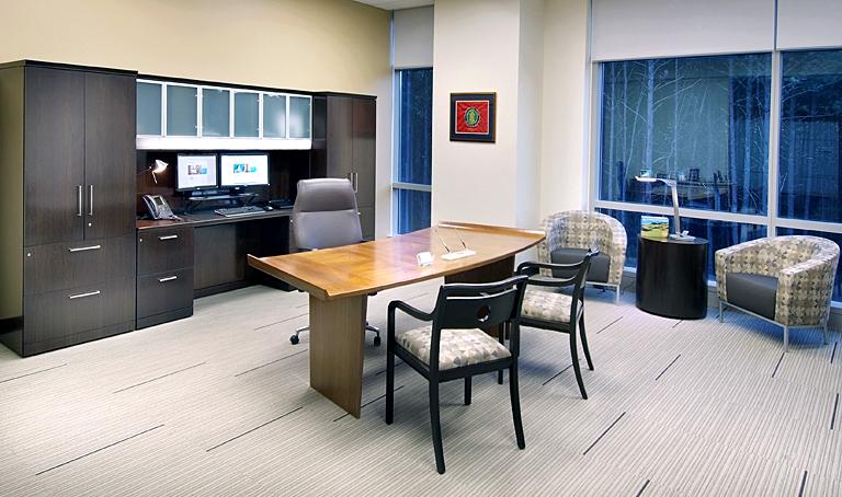 Ken Bergman Office.jpg