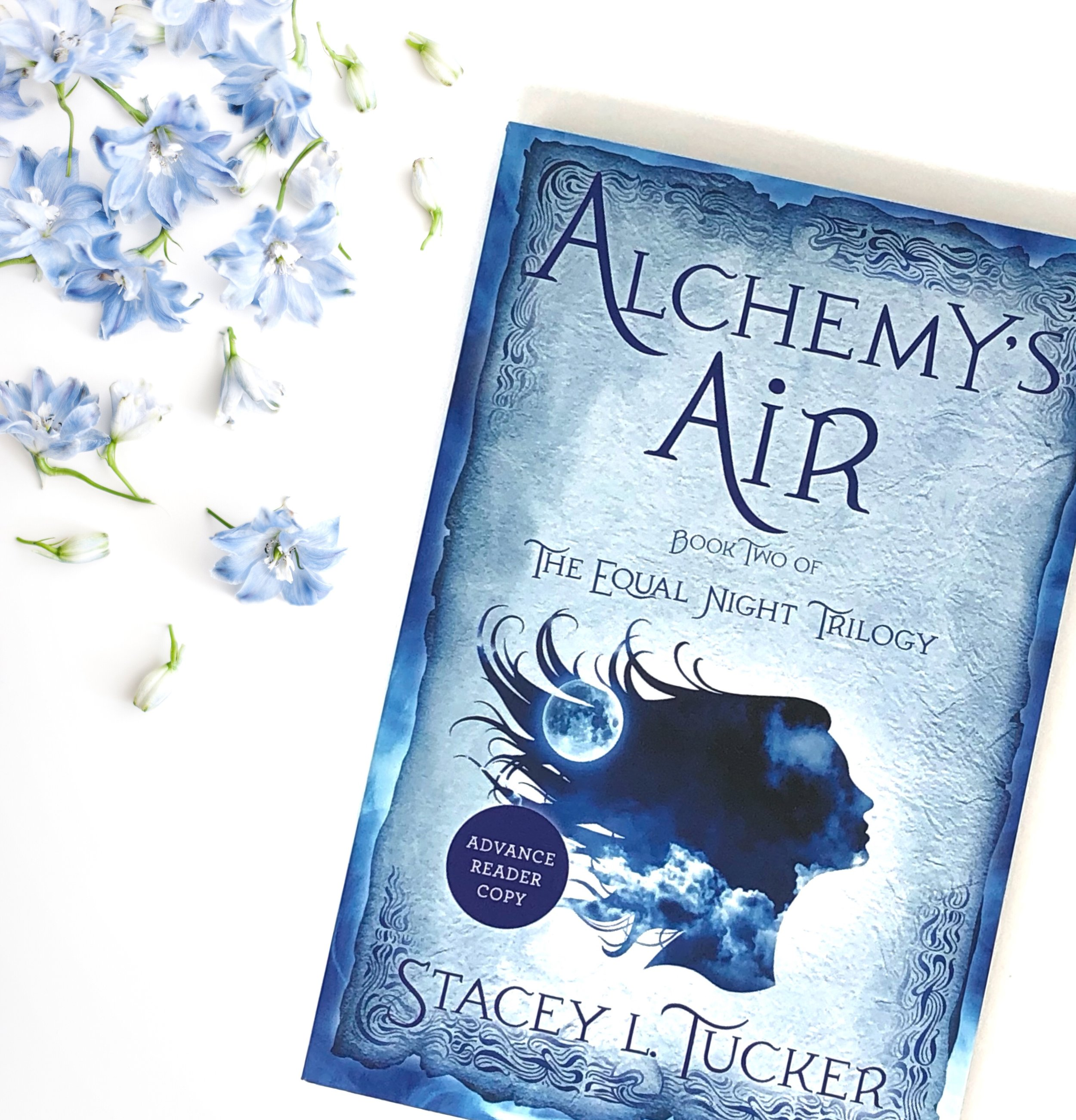 Alchemy's Air by Stacey L. Tucker. Review by Jessica Mack on Latest Book Crush