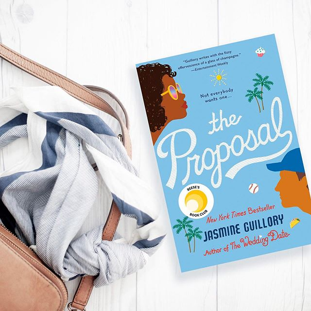 Score: 4/5⠀ ⠀ The Proposal by @jasminepics isn't a book I would normally choose for myself. In fact I have read very few romance books in my life, but when it was picked for @reesesbookclubxhellosunshine I thought I would give it a shot. ⠀ ⠀ Was it a little predictable? Sure. But what I hadn't expected was how much I would enjoy it. I found myself  laughing out loud in parts. I enjoyed the strong female lead and the entertaining dialogue and tore through the book in two short sittings. It was just the sort of light read I needed after a series of heavy and decidedly un-happy ending books I've read lately. Read more on the blog today: http://bit.ly/theproposalblog (link in bio)