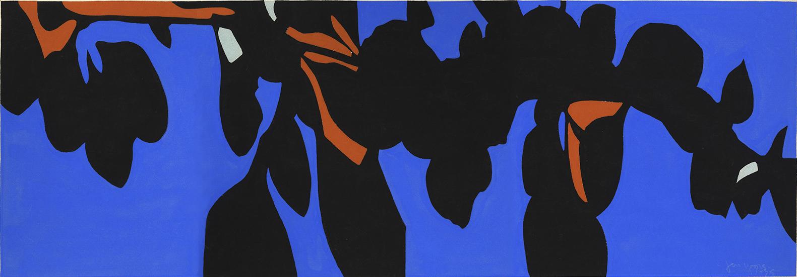 Blue Tantra, 1975