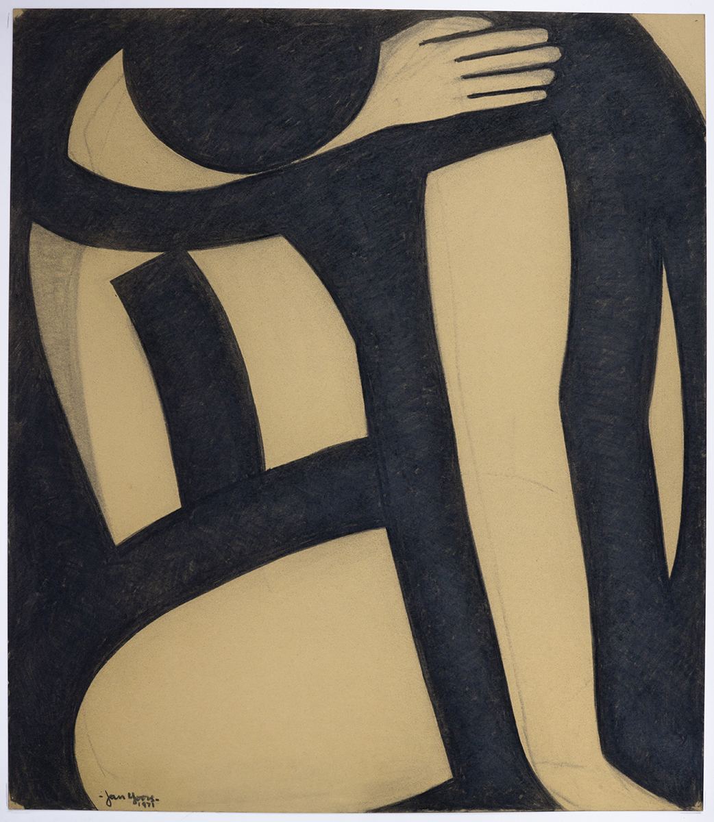 Nude (G-17.10), 1971