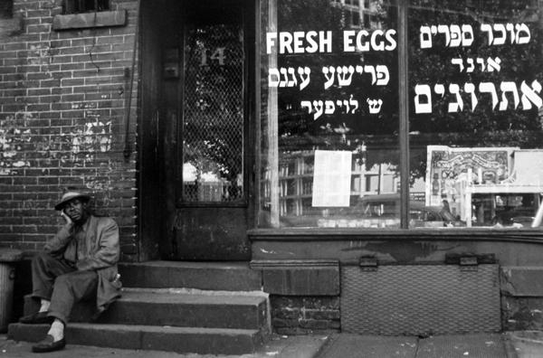 Untitled (Fresh Eggs, Williamsburg, Brooklyn), 1963-64