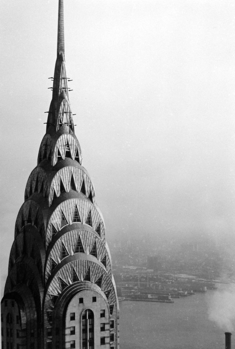 Untitled (Chrysler Building), 1961