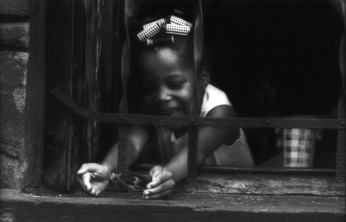 Untitled (Ruthy-Ann, Harlem), 1962