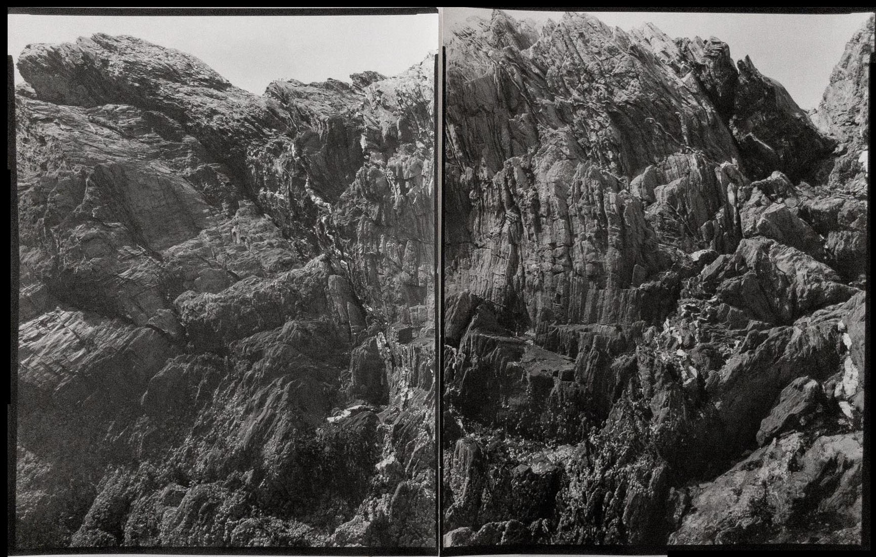 2. Untitled diptych (Fort Getty 7-16-02-2), 2002