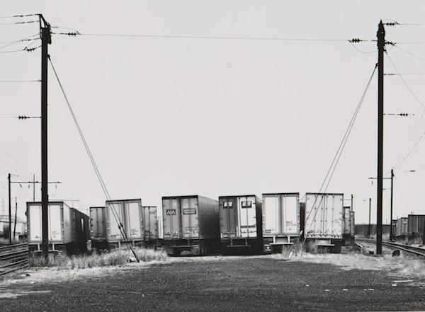 Conrail Croxton Yards, Kearny, 1979