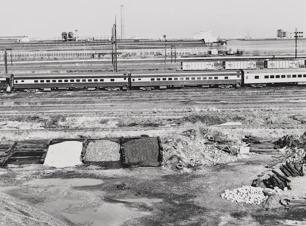 Conrail Passenger Yards, Harrison, 1980