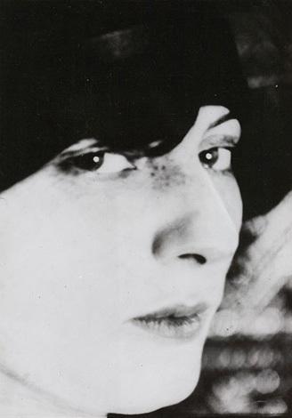 Madame D. En Profil, 1926 - 1927
