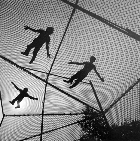 Flying Dream, Queens, NY, 1971