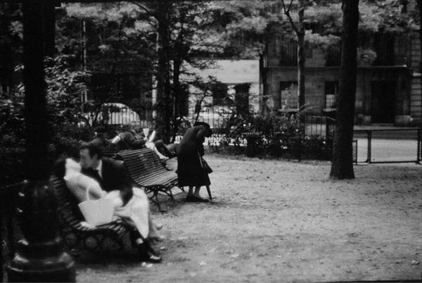 Widow Montmartre, 1956