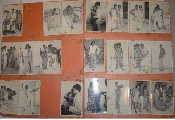 Arrosage de Ojeneba, 1966