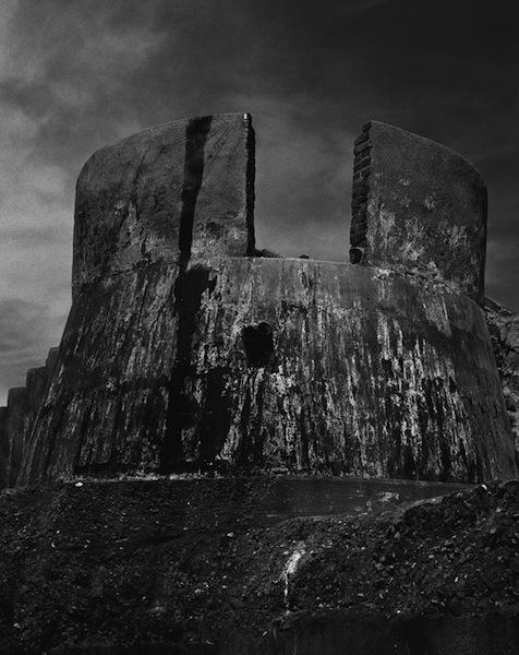 The Ruin of a Stronghold, Anti-Aircraft Gun Position, from The Map, 1960-65