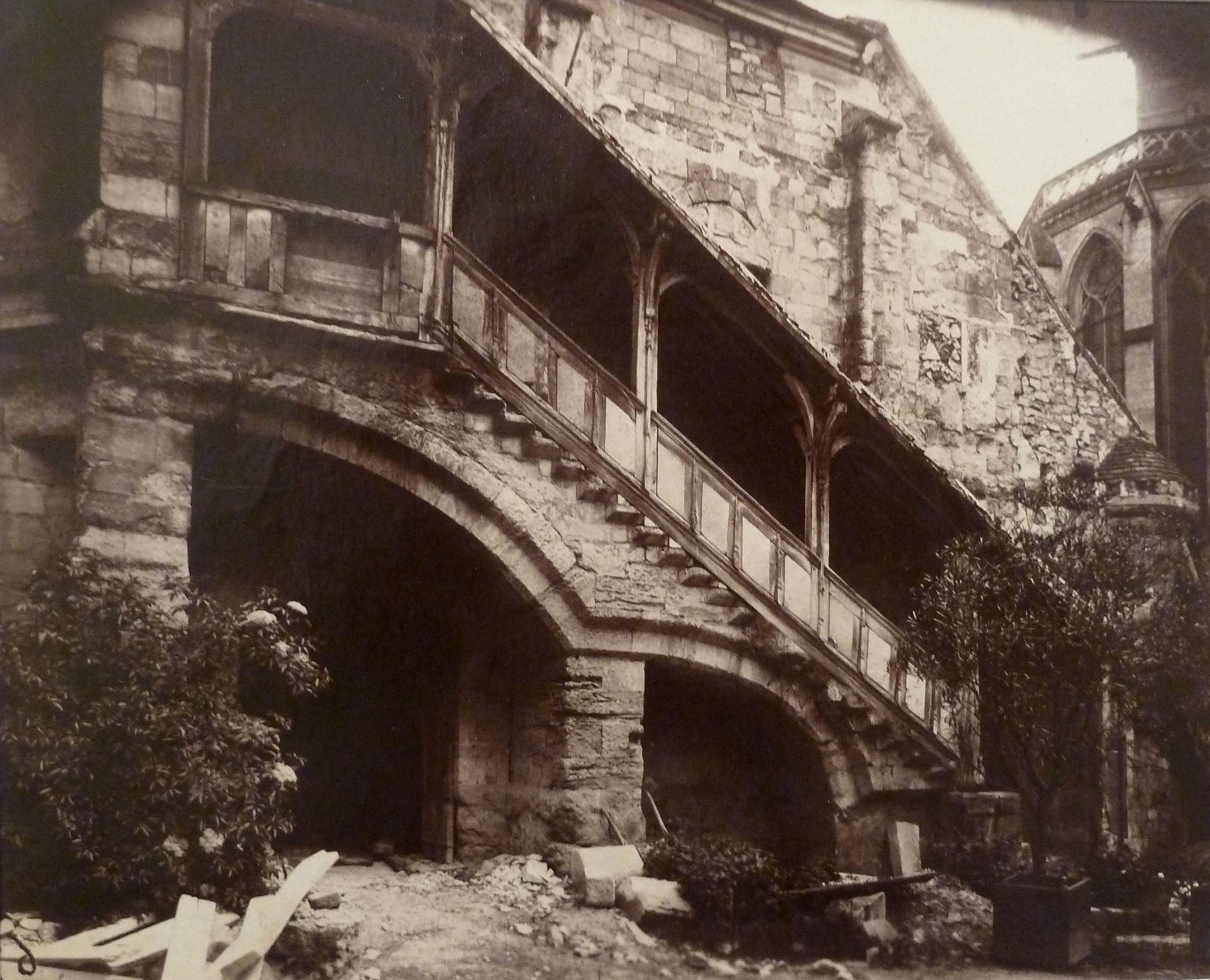 Meaux, Ancien Cloitre Chanoines, 1910